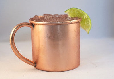 Moscow Mule Copper Mug - 16 oz.