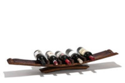 Wine Stave Designs - Wine Barrel Wine Rack