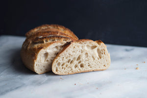 Blended Sourdough Batard