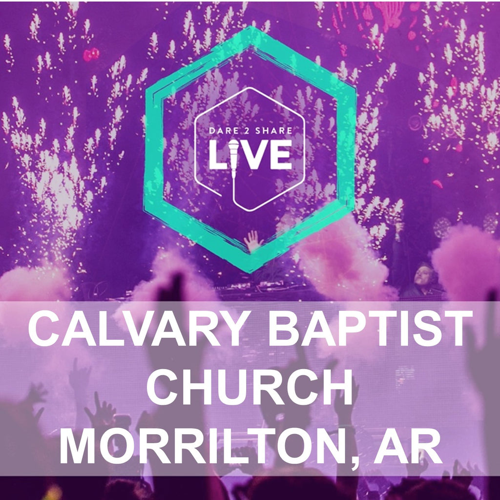 D2SL AR-Calvary Baptist Church Morrilton