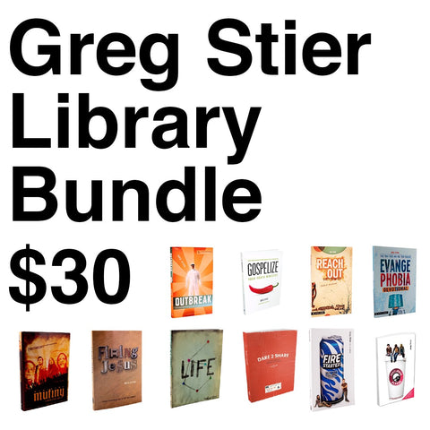 Greg Stier Library