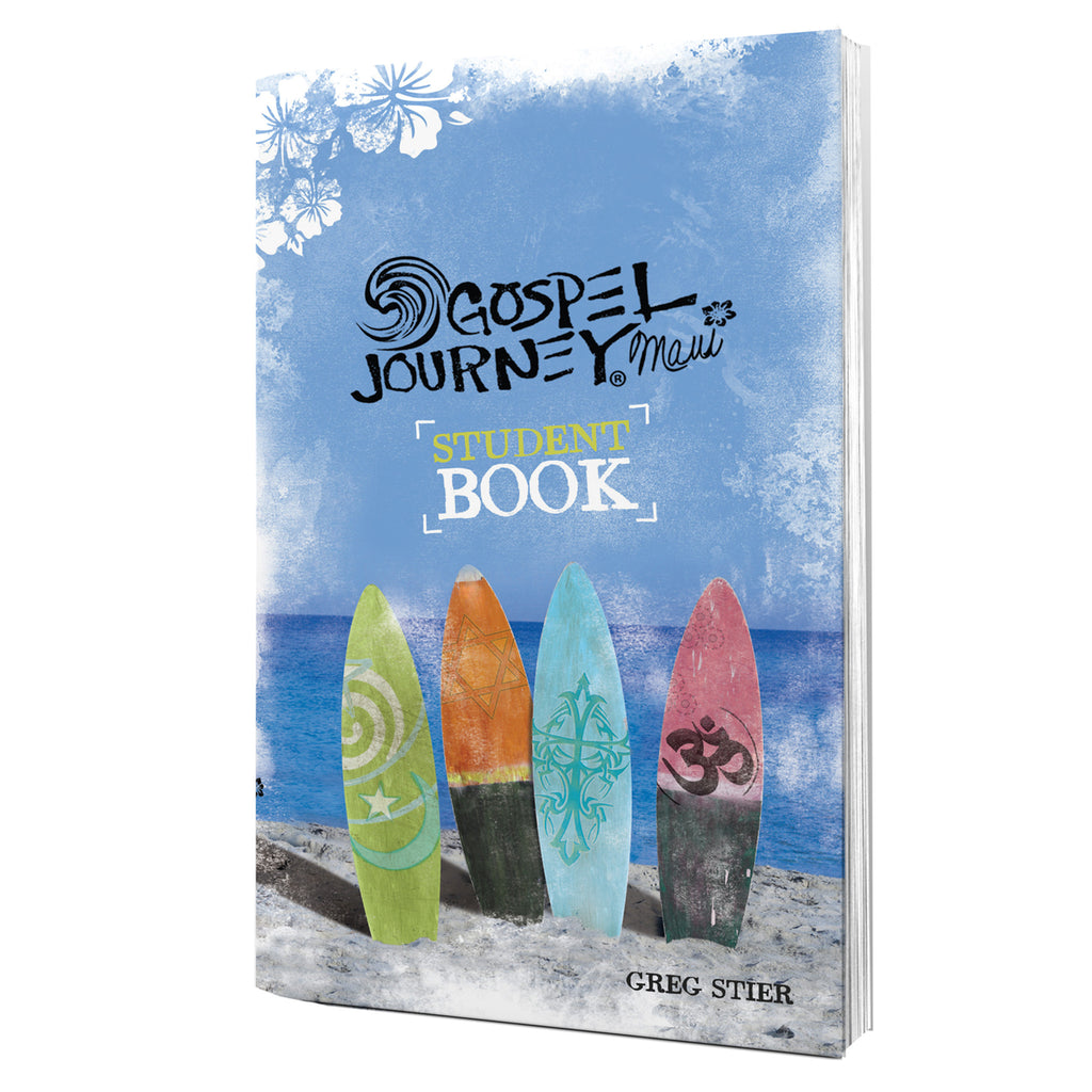 Gospel Journey maui Student Workbook