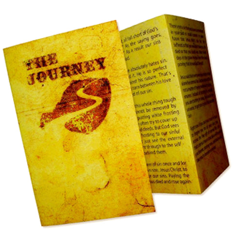 The Journey Tract 50 Pack