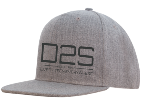 Dare 2 Share Grey Hat