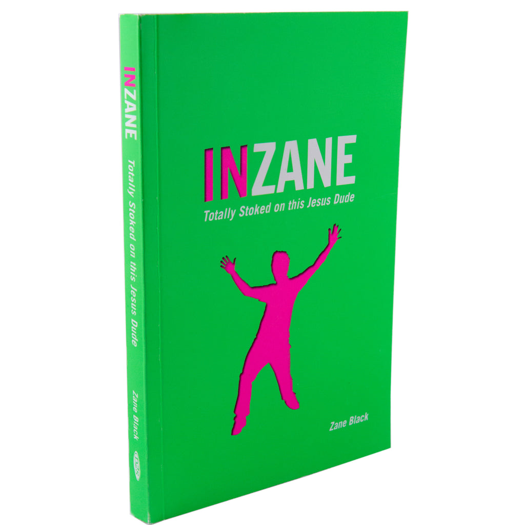 InZane book by Zane Black
