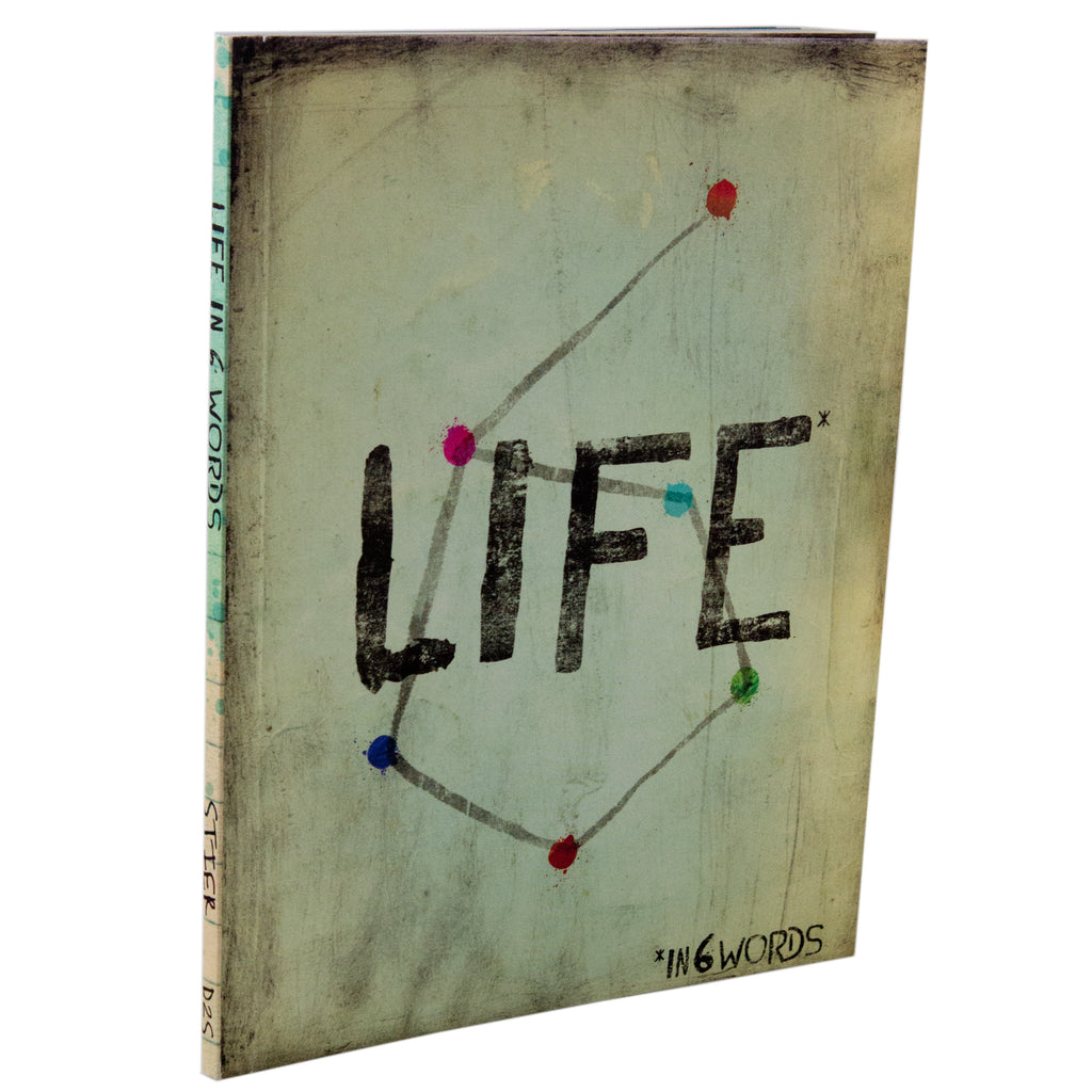 Life 6 Words Outreach Book share6campaign