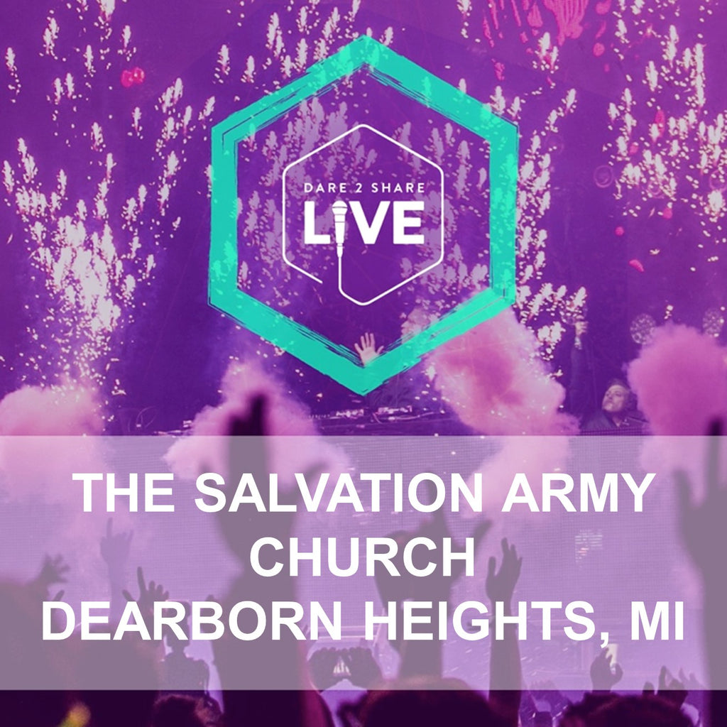 D2SL MI-The Salvation Army Church