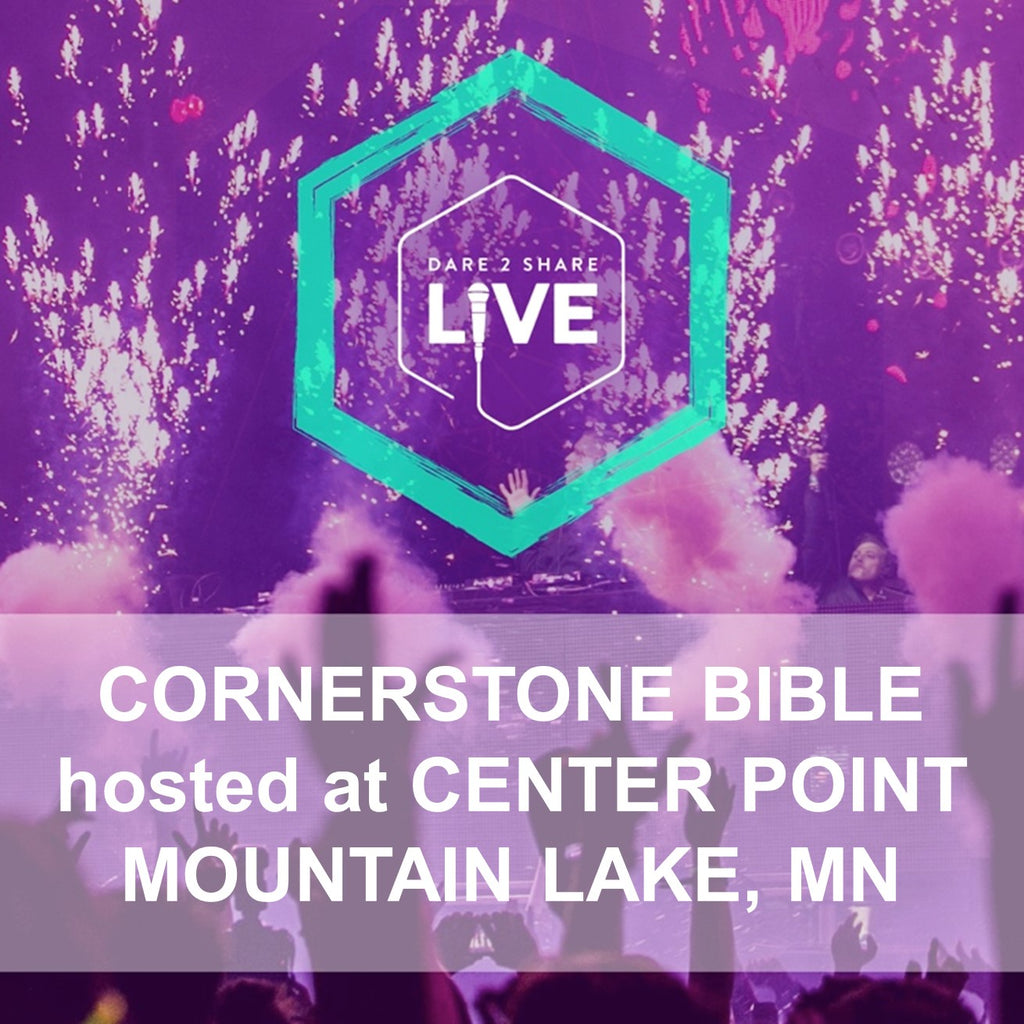 D2SL MN-Cornerstone Bible hosted at Center Point