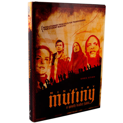 Ministry Mutiny: A Youth Leader Fable