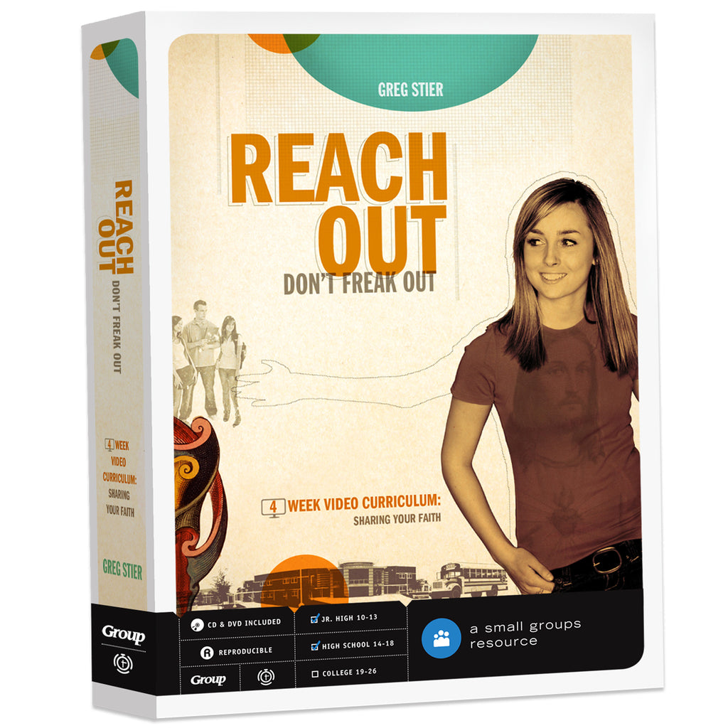 Reach Out Don't Freak Out Curriculum