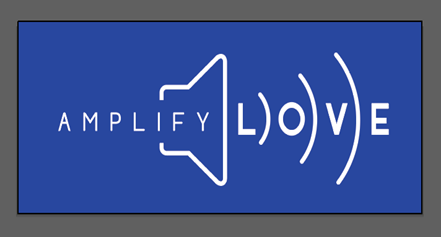 Amplify Love STICKER