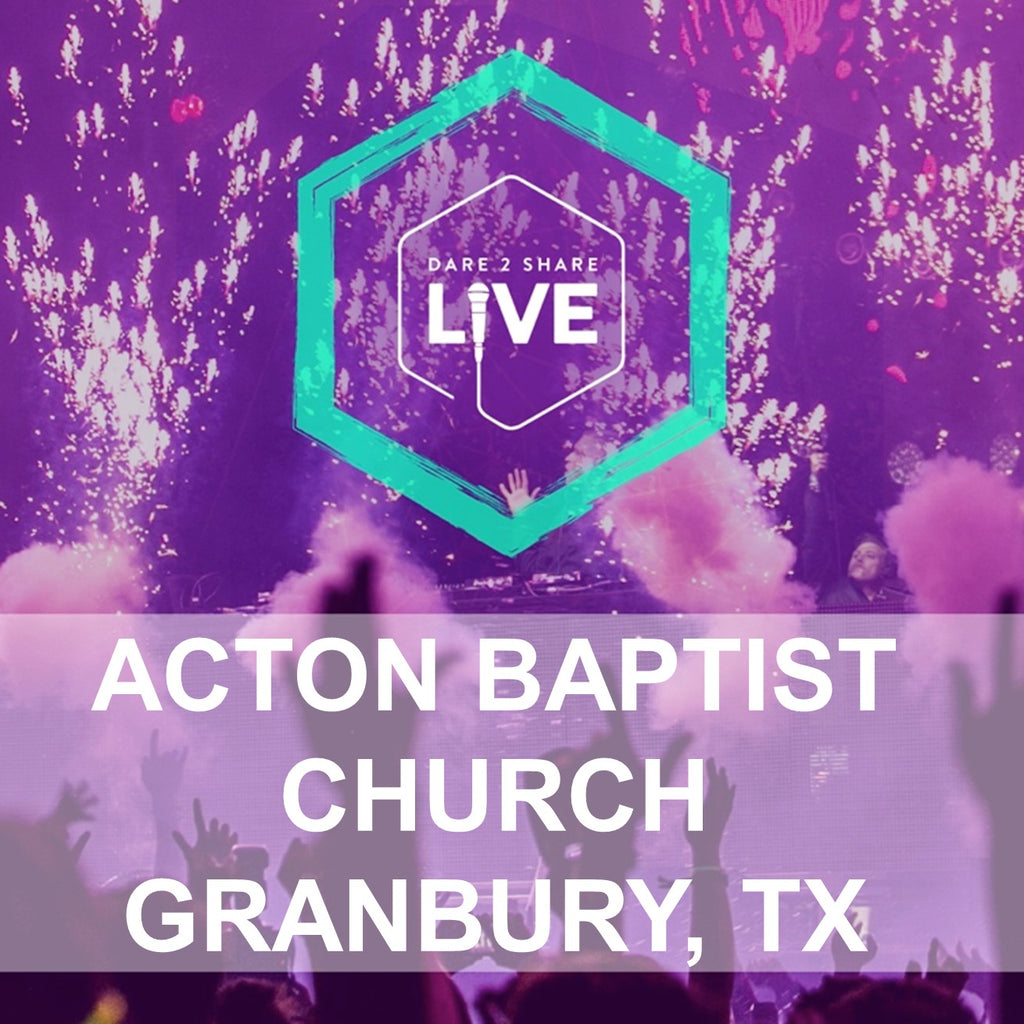 D2SL TX-Acton Baptist Church