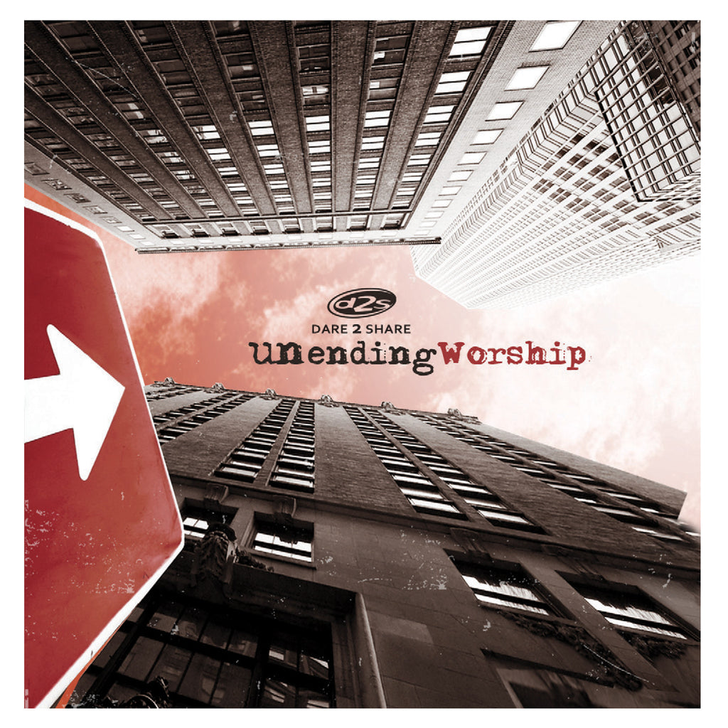 Unending Worship CD with Shane and Shane
