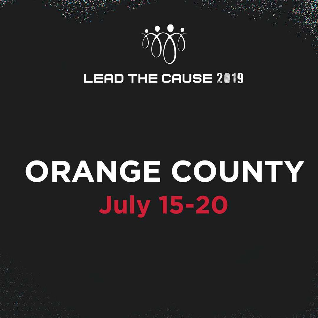 Lead THE Cause 2019 ORANGE COUNTY