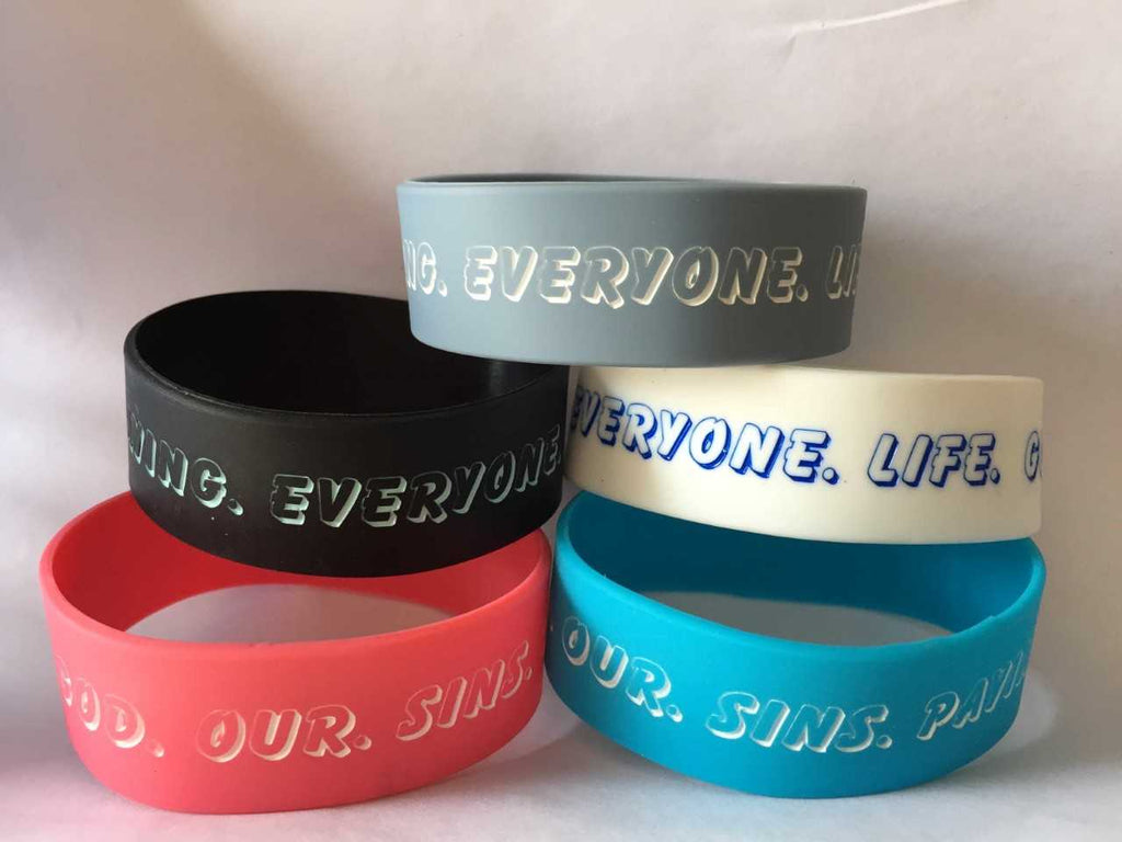 Life in 6 Words Bracelets