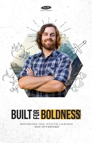Built For Boldness Notebook