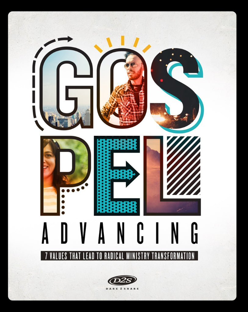 Gospel Advancing Notebook