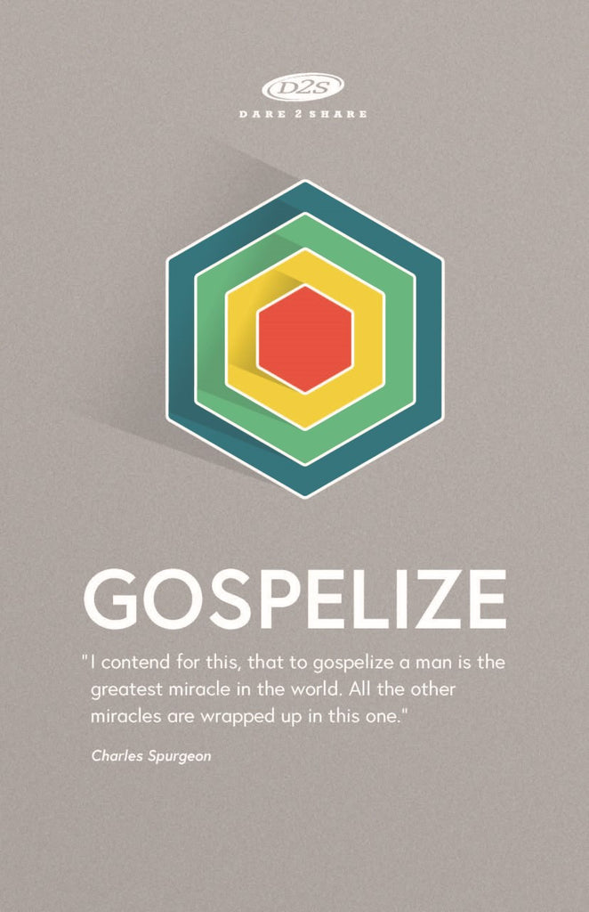 Gospelize Notebook