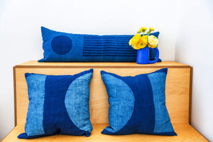 HORIZON PILLOW | INDIGO