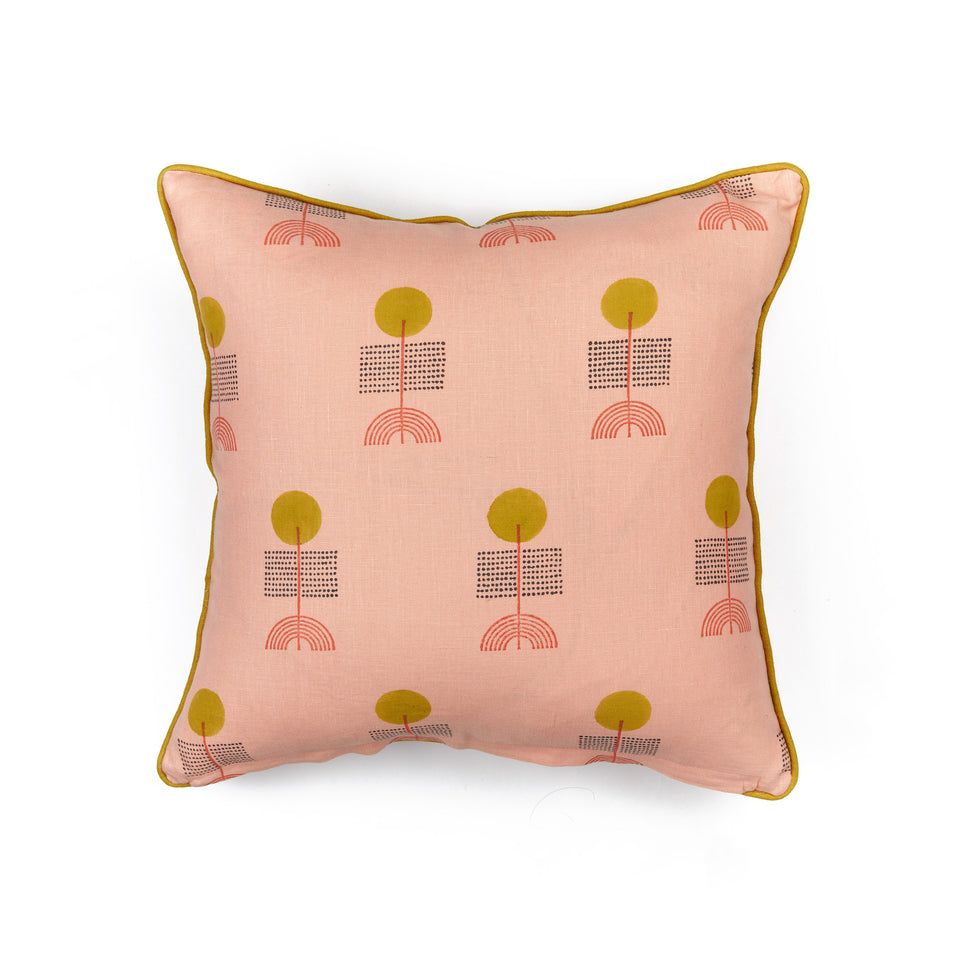 People Person Pillow | Peony