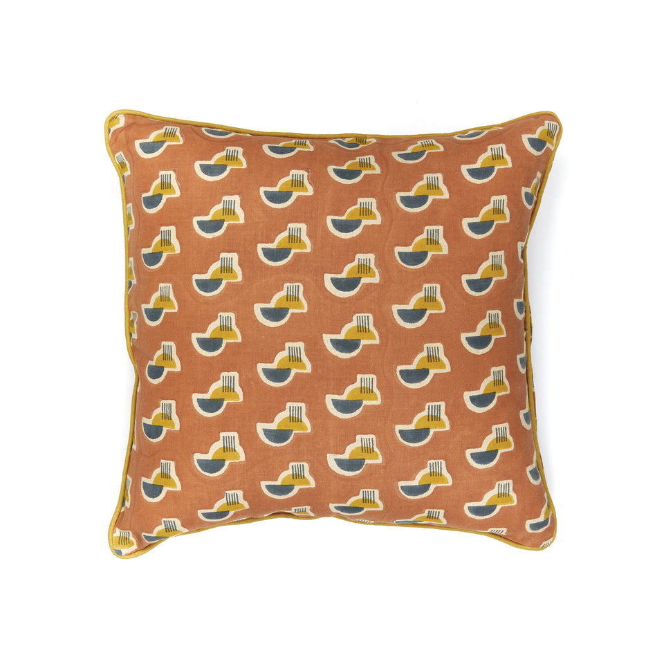 Raj Mandir Pillow | Piping