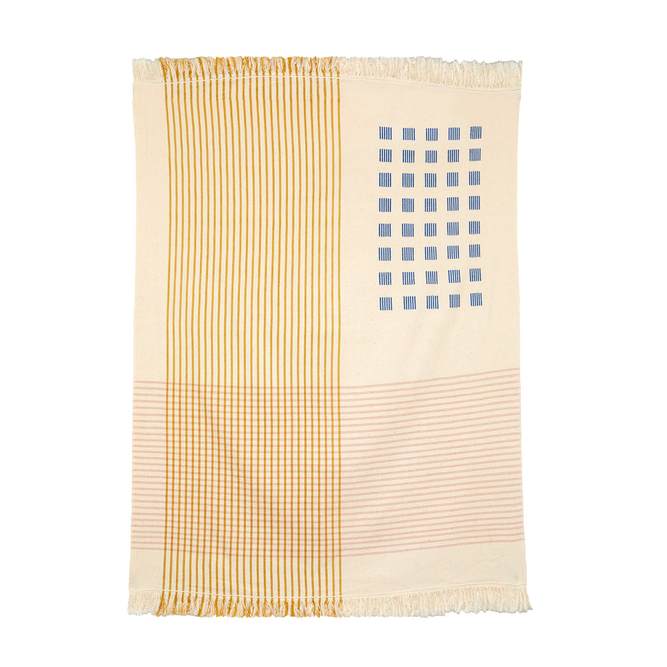 Bertie Blanket | Cream