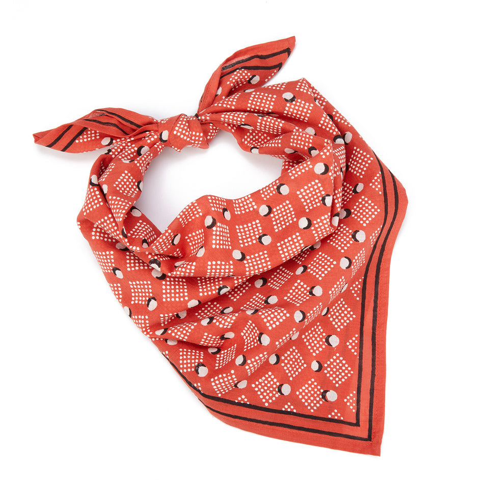 Domino Bandana | Pepper