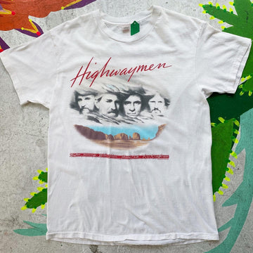 1990 Highwaymen Southwest/ West Coast Tour Tee