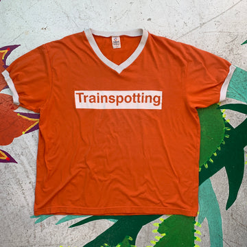 1990s Trainspotting Promo Tee