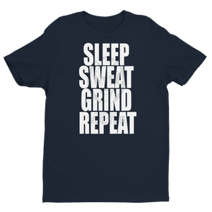 Sleep Sweat Grind Repeat Short Sleeve T-shirt