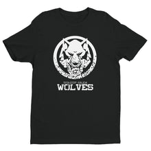 Load image into Gallery viewer, Dispersion White Wolf Short Sleeve T-shirt