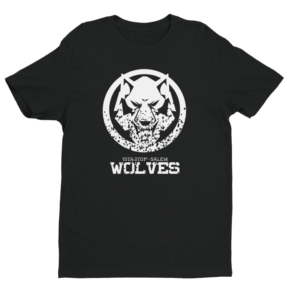 Dispersion White Wolf Short Sleeve T-shirt