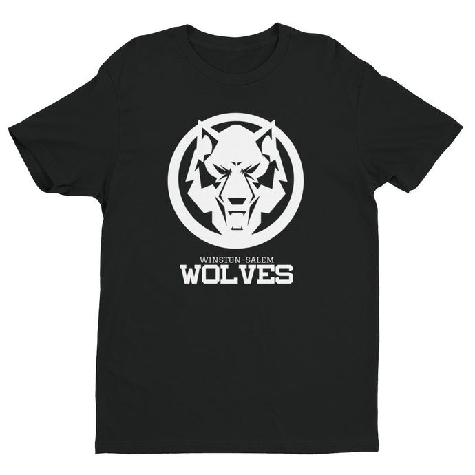 White Wolf Next Level Short Sleeve T-shirt