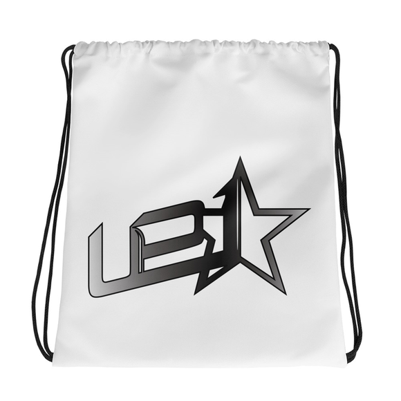 Up1 Gradient Logo Drawstring Bag