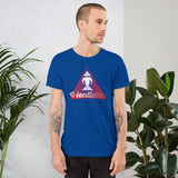 Vientiane City Design - Unisex T-Shirt - PREMIUM QUALITY - Capital of Laos