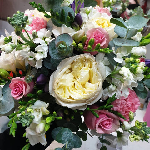 Garden Wedding Posy