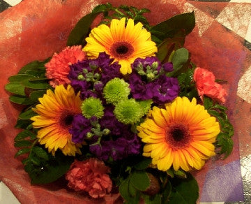 Warm Brights Bouquet