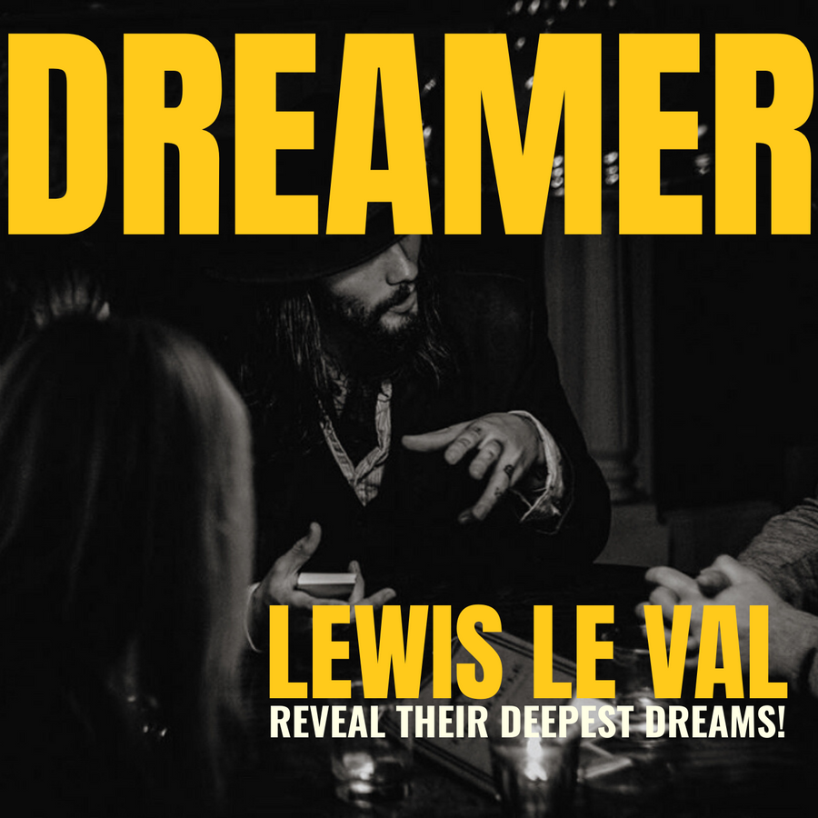The Whisper Tapes Vol. 5 The Dreamer by Lewis Le Val (Video Download)