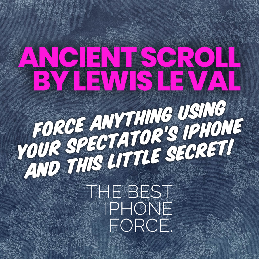 Ancient Scroll by Lewis Le Val (eBook)