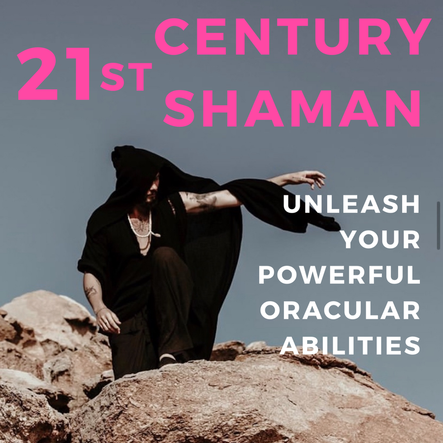 21st Century Shaman by Lewis Le Val (Video Download)