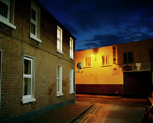 Load image into Gallery viewer, Dublin street at night. From a series documenting County Dublin, Ireland.