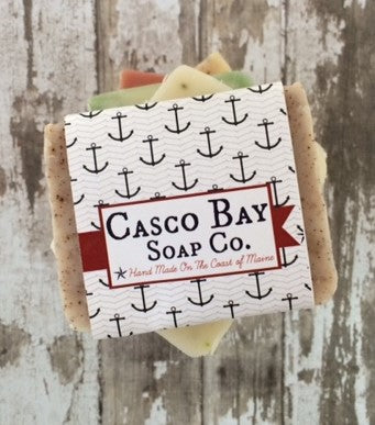 Casco Bay Soap Co. soap