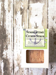 Summertime Citrus Scrub - CB Collection