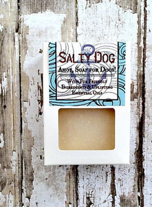 Salty Dog - Soap For Dogs!