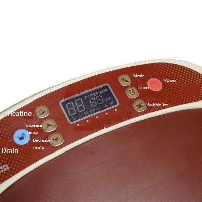 uKnead AiroStream Super Tall Tub Foot Spa UK-810