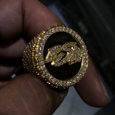 Custom BSM Diamond Championship Ring