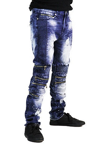 Ubuntu Native Tribal Denim Jeans