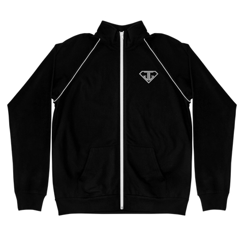 JTJ Logo Piped Fleece Jacket