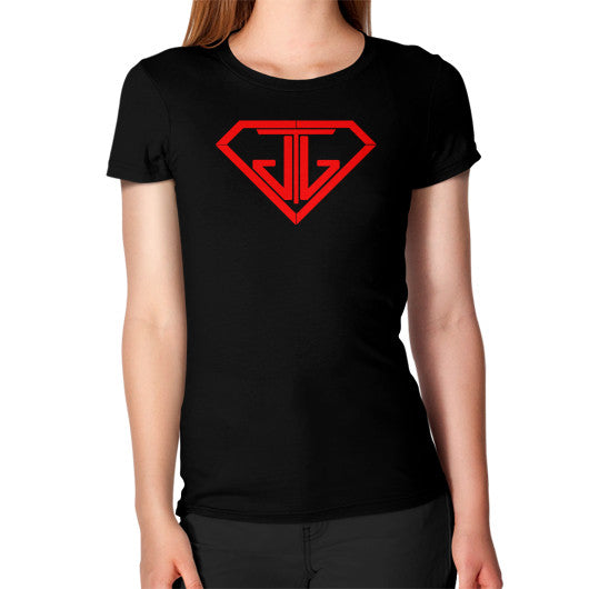 Women's T-Shirt Black - Jain The Jeweler