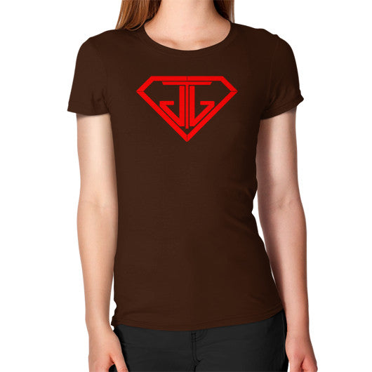 Women's T-Shirt Brown - Jain The Jeweler